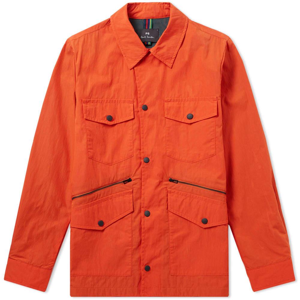 Photo: Paul Smith Work Jacket Orange