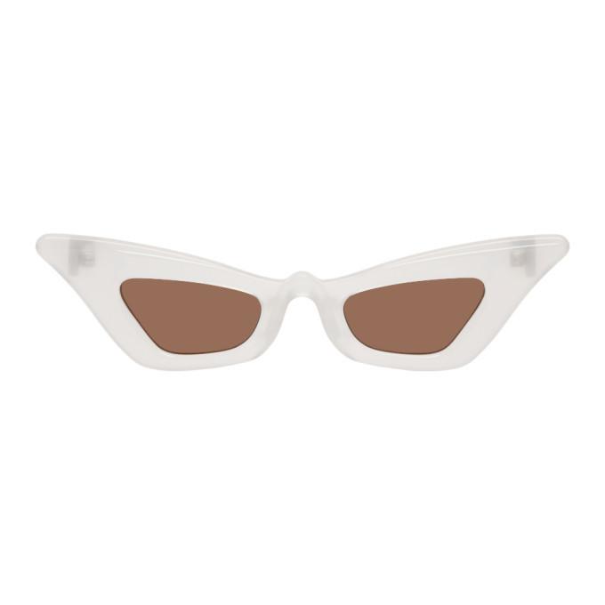Photo: Kuboraum White Y7 PL Sunglasses