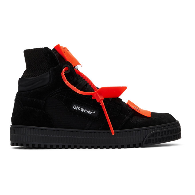 Photo: Off-White Black Off-Court 3.0 Sneakers
