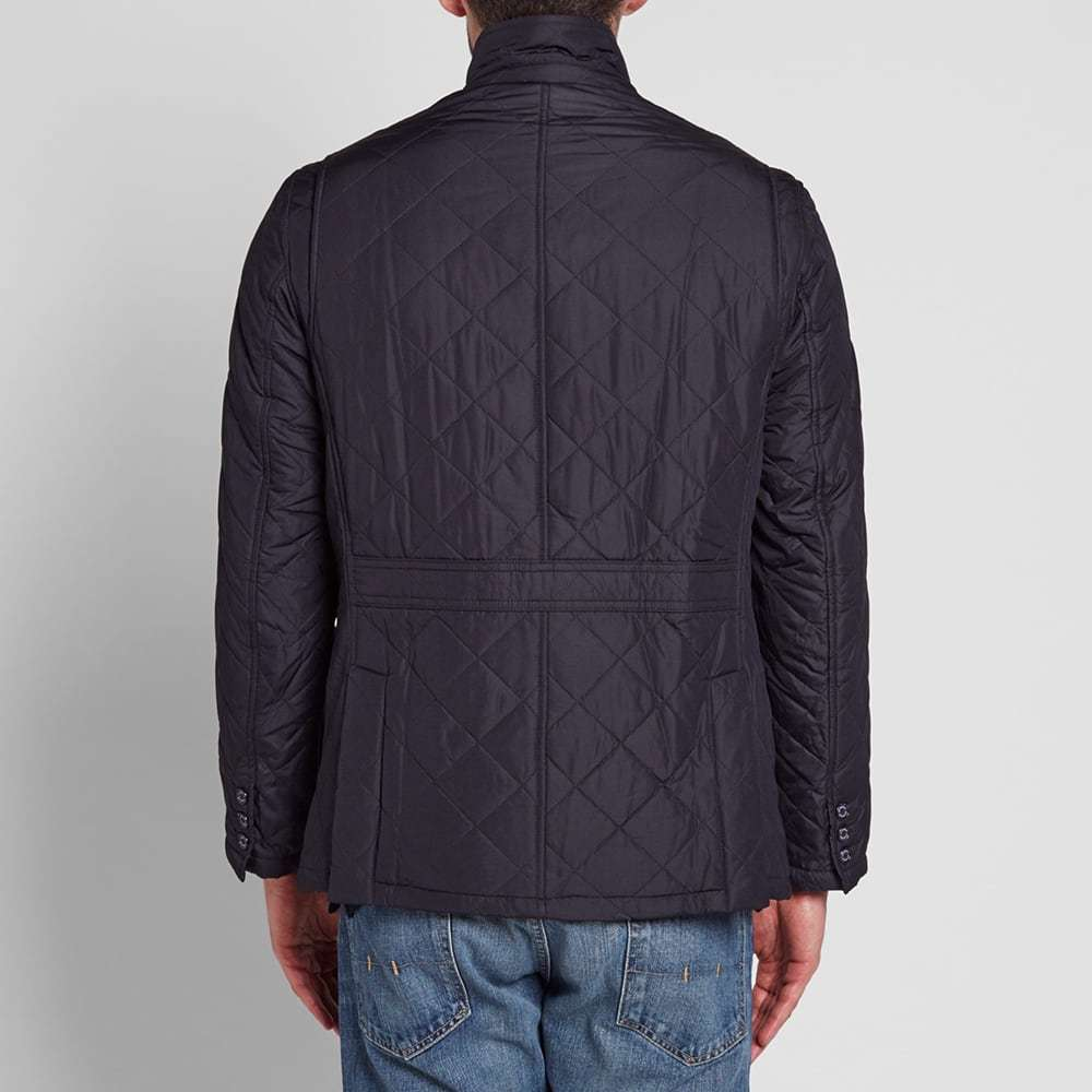 Photo: Barbour Lutz Quilt Jacket