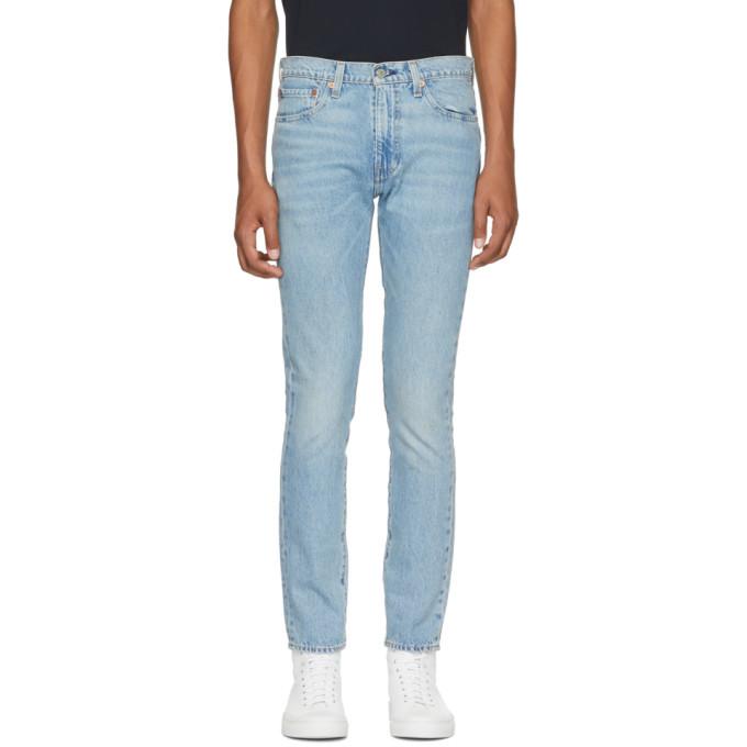 Photo: Levis Blue 510 Skinny Jeans