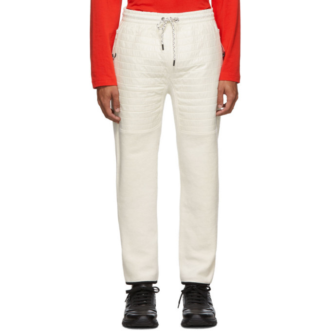 Photo: Kenzo Off-White Polar Tech Trousers