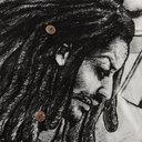 KAPITAL - Bob Marley Camp-Collar Printed Woven Shirt - White
