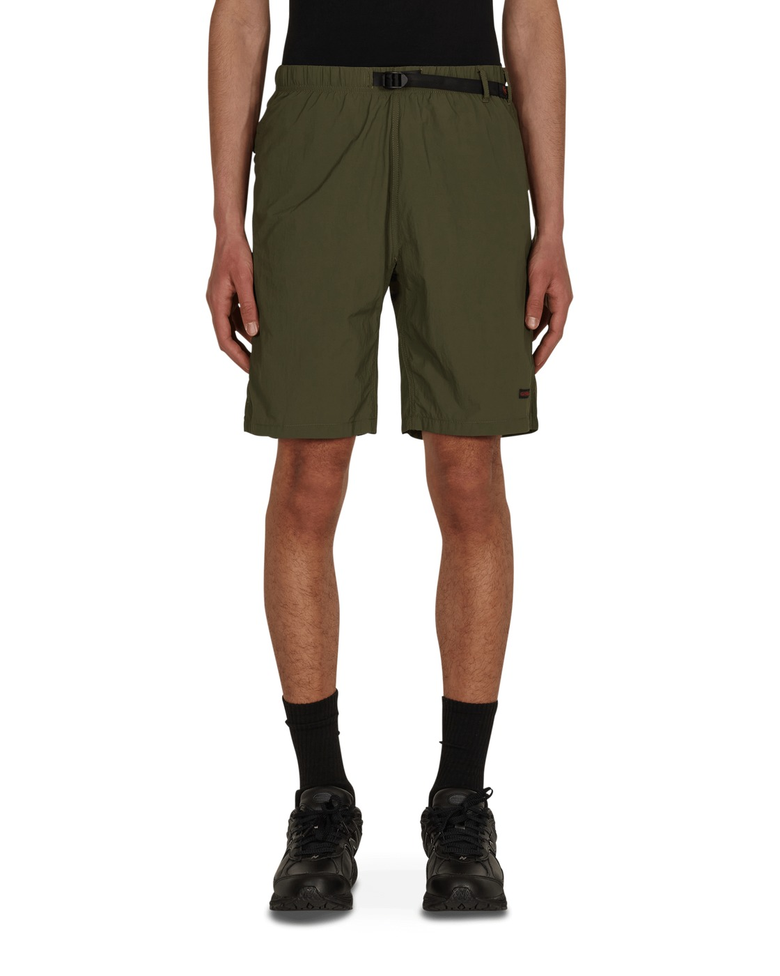 Photo: Gramicci Packable G Shorts Olive