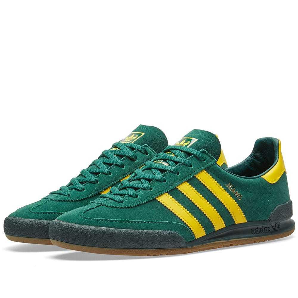 Adidas Jeans Green adidas