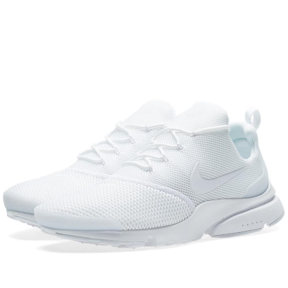 Nike Air Presto Fly White Nike