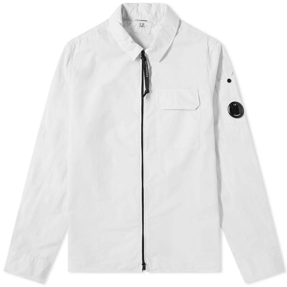 C.P. Company Arm Lens Zip Shirt