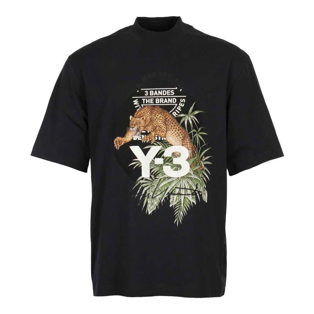 Oversized T-Shirt - Navy