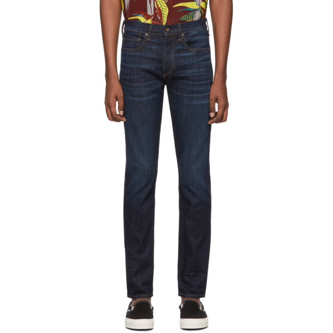 Photo: rag and bone Blue Fit 1 Jeans