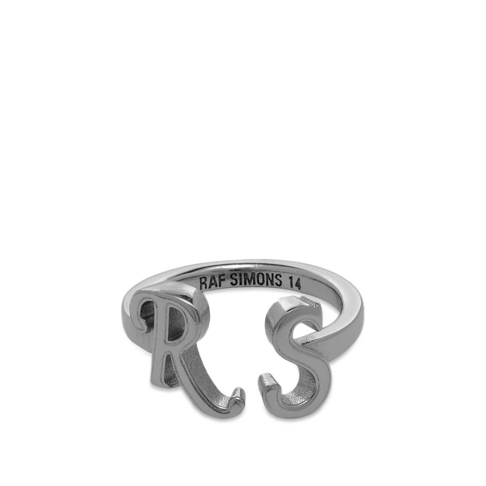 Photo: Raf Simons RS Ring