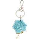 Raf Simons Blue Rose Keychain