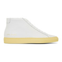 Common Projects White Achilles Vintage Sole Sneakers