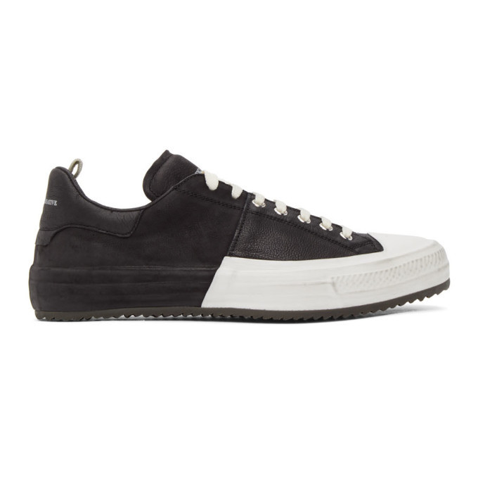 Photo: Officine Creative Black Mes 5 Sneakers
