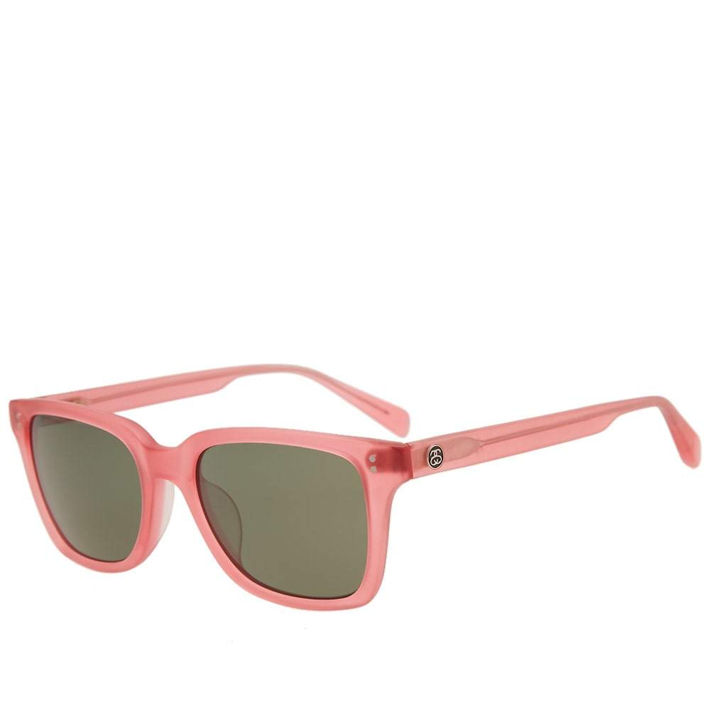 Photo: Stussy Angelo Sunglasses Pink