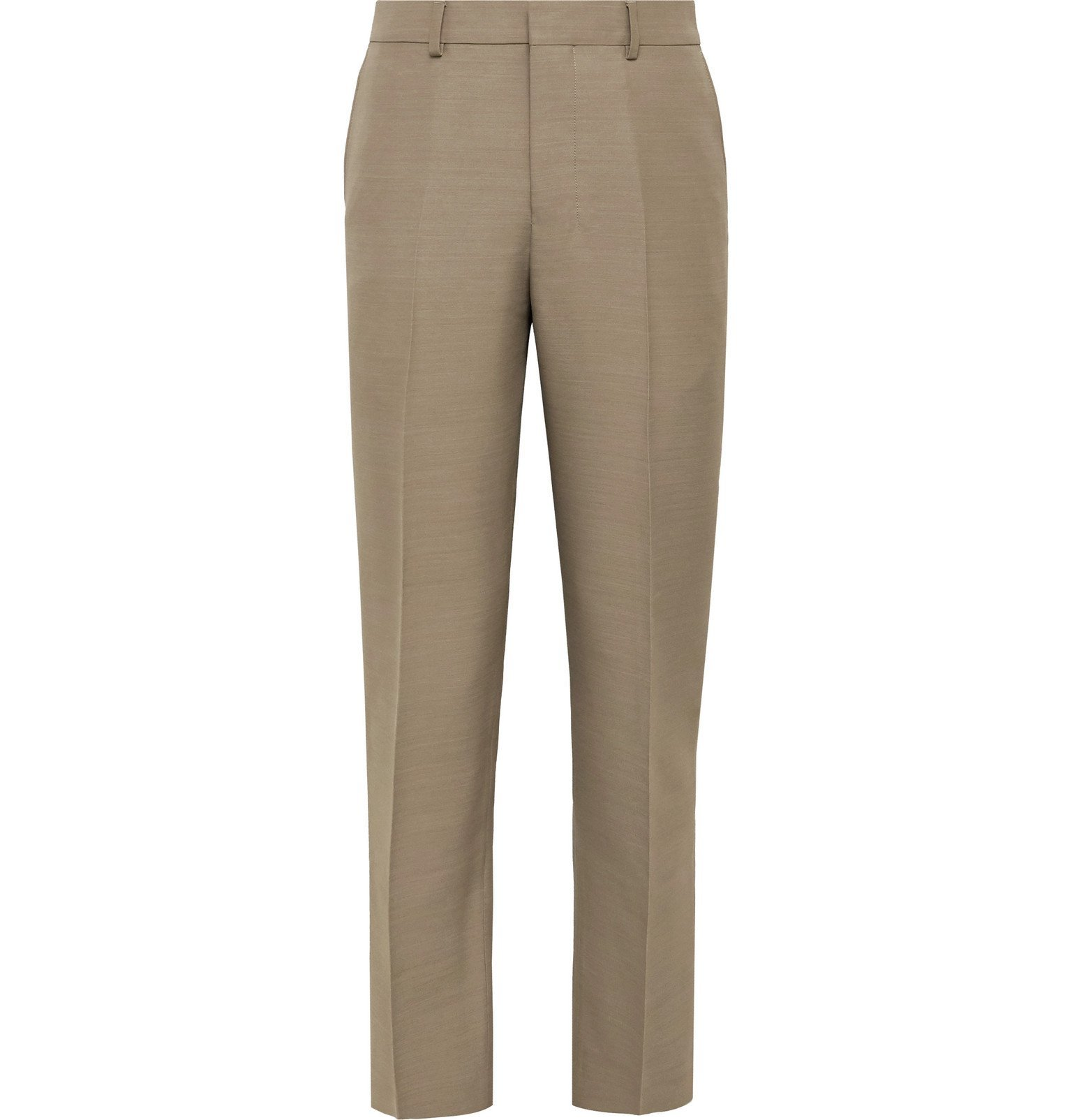 Photo: AMI - Woven Trousers - Neutrals