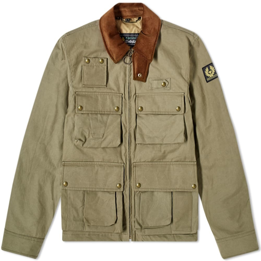 Photo: Belstaff Castmaster Fly Fishing Jacket