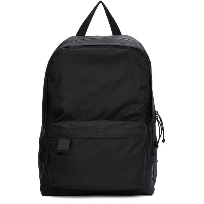 Photo: N.Hoolywood Black Nylon Backpack