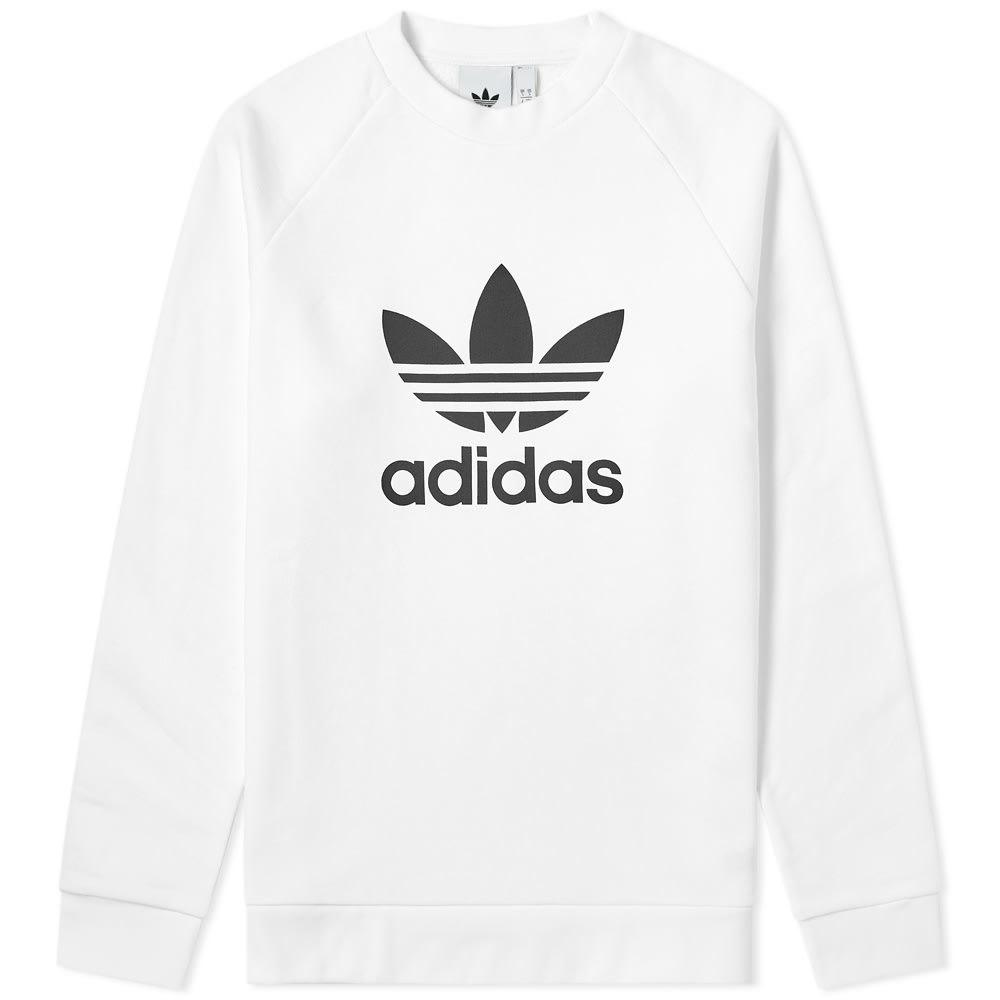 Adidas Trefoil Crew Sweat