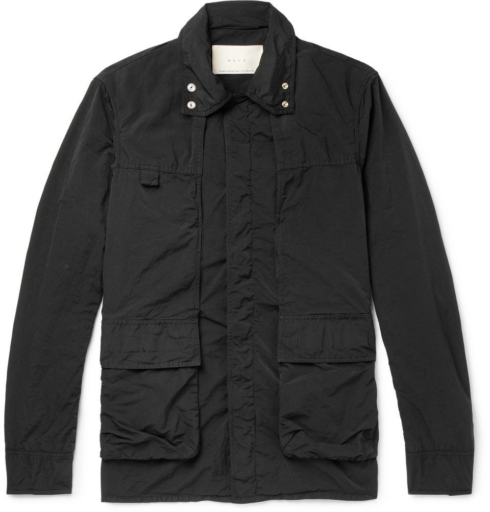 1017 ALYX 9SM - Shell Field Jacket - Men - Black