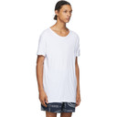 Ksubi White Seeing Lines T-Shirt