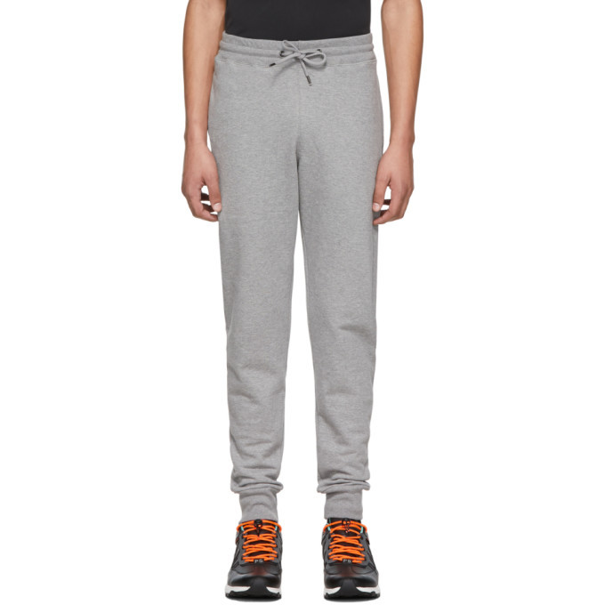 Photo: PS by Paul Smith Grey Slim Fit Lounge Pants