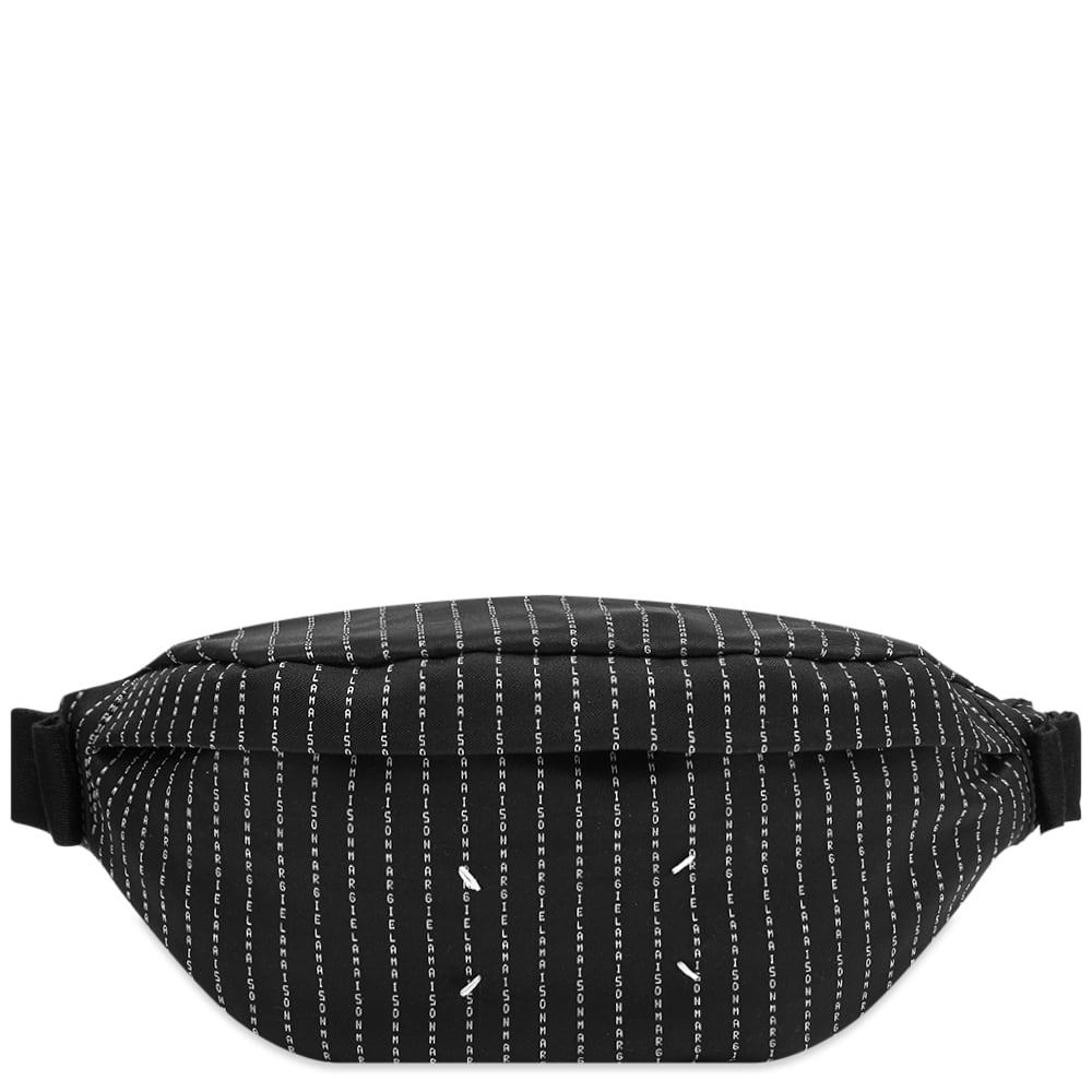 Photo: Maison Margiela 11 Multi Logo Waist Bag