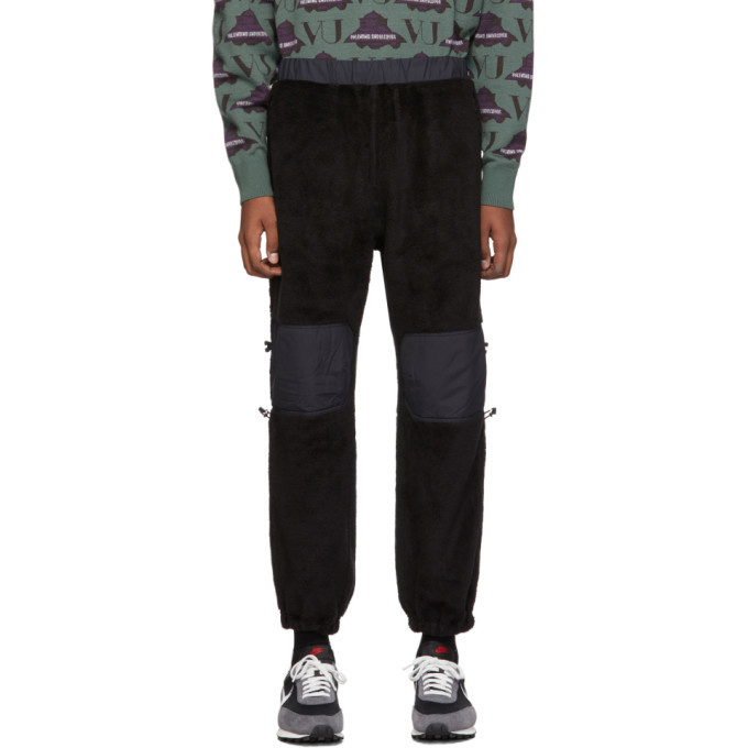 Photo: Undercover Black Fleece Lounge Pants