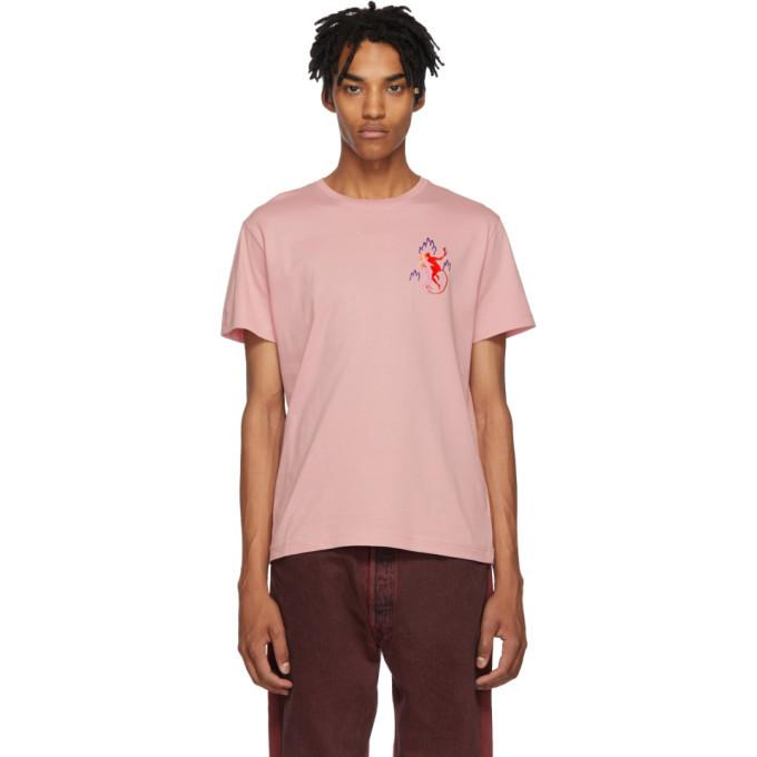 Photo: Carne Bollente Pink LIndecente aux Enfers T-Shirt