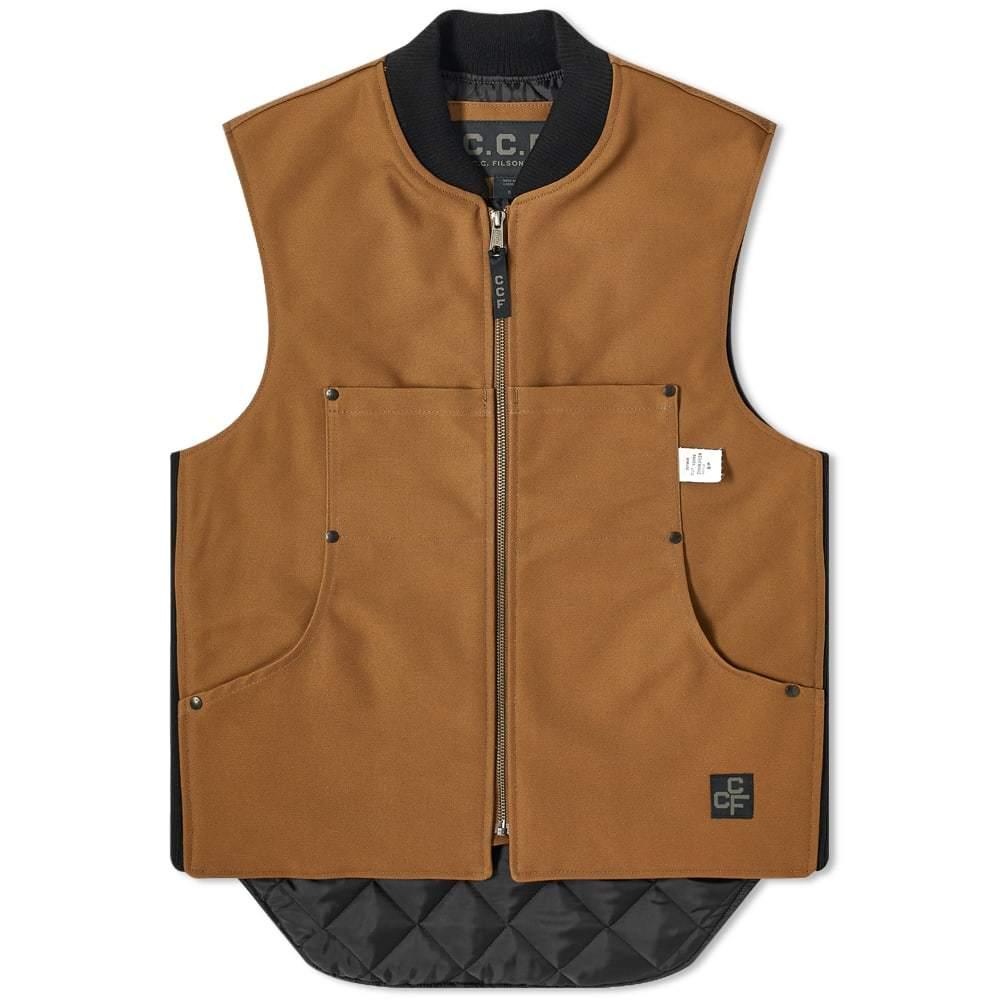 Filson CCF Work Vest