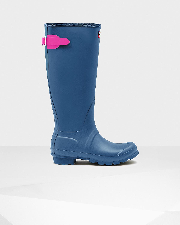 Photo: Women's Original Back Adjustable Rain Boots