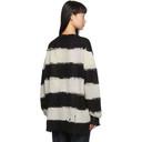 Acne Studios Black Kantonia Sweater