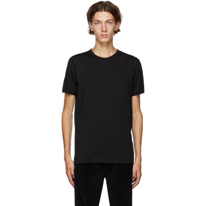 Photo: Dolce and Gabbana Black Essentials T-Shirt