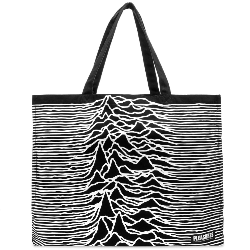 Photo: PLEASURES x Joy Division Wildnerness Heavyweight Tote