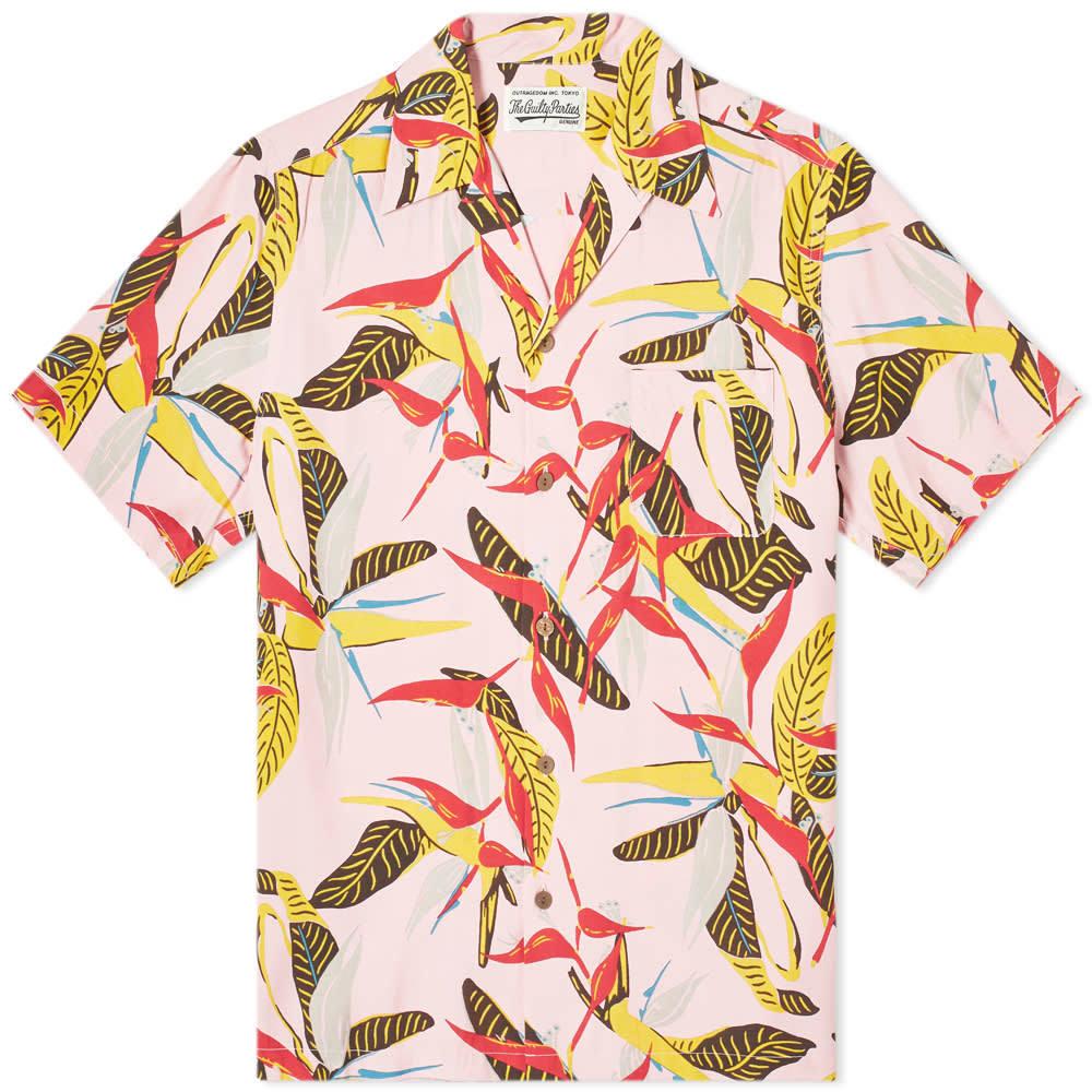 Photo: Wacko Maria Short Sleeve Hawaiian Shirt