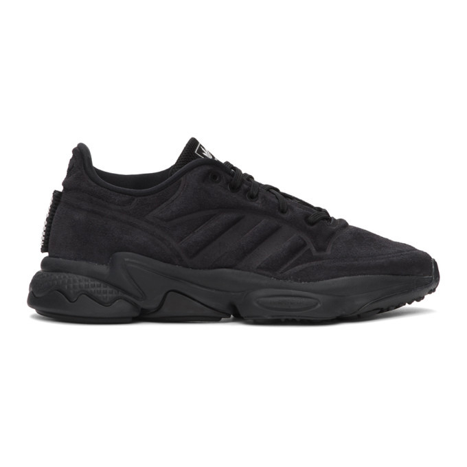 Photo: Craig Green Black adidas Edition CG Kontuur II Sneakers