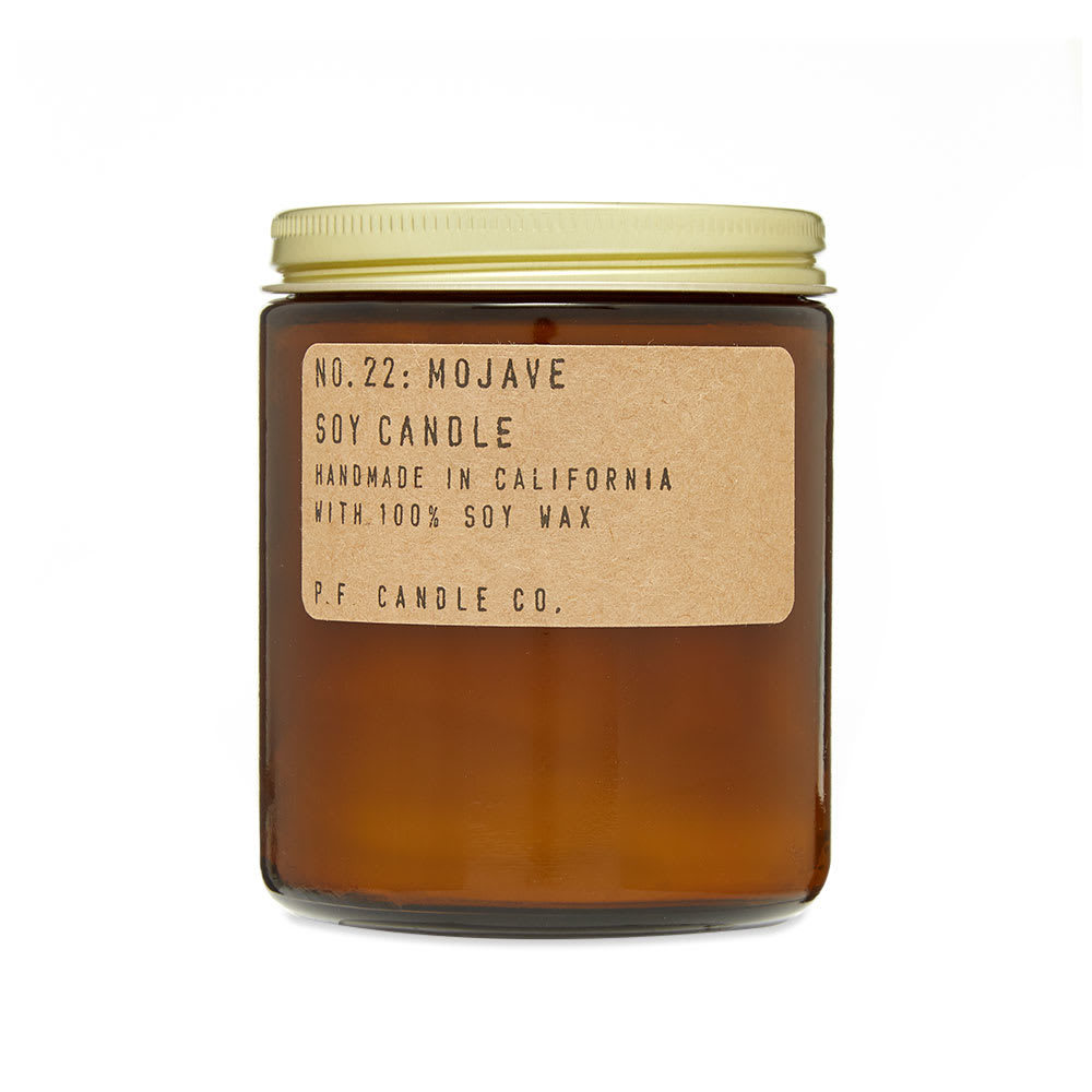 Photo: P.F. Candle Co No.22 Mojave Soy Candle