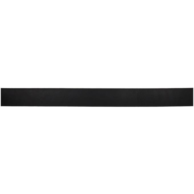Versace Jeans Couture Black Western Belt