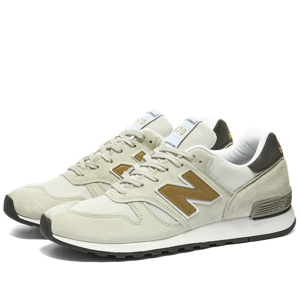New Balance M670OWG - Made in England