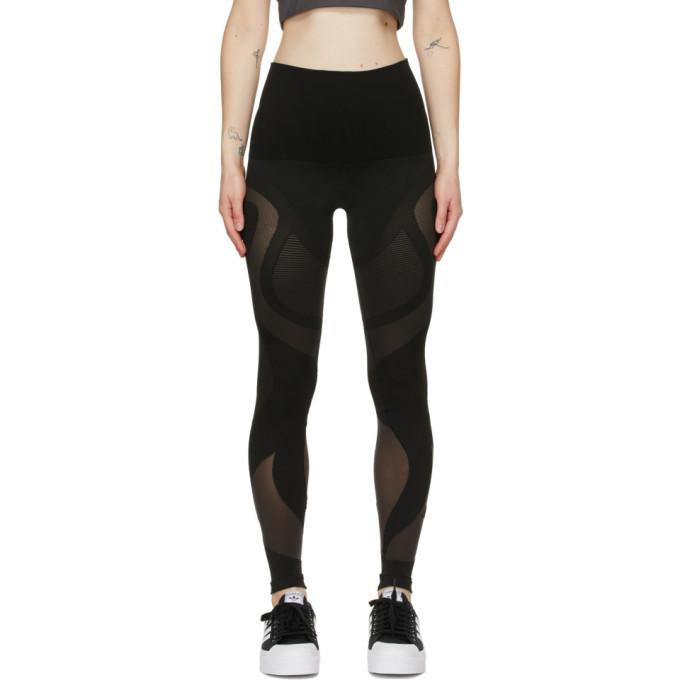Photo: Wolford Black adidas Originals Edition Sheer Motion Leggings