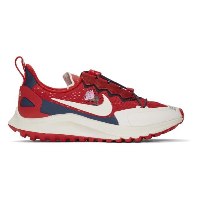 Photo: Nike Red Gyakusou Zoom Pegasus 36 Sneakers