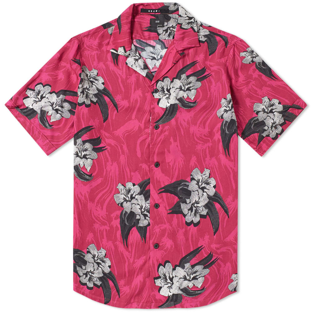 Photo: Ksubi Short Sleeve Acid Vacay Vacation Shirt