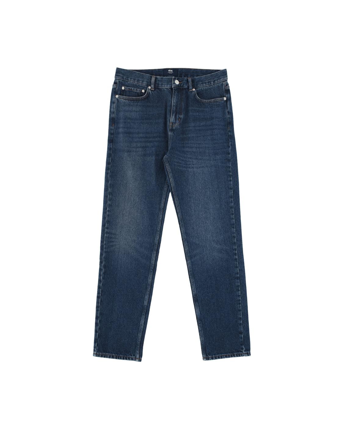 Photo: Wood Wood Bob Jeans Blue Wash