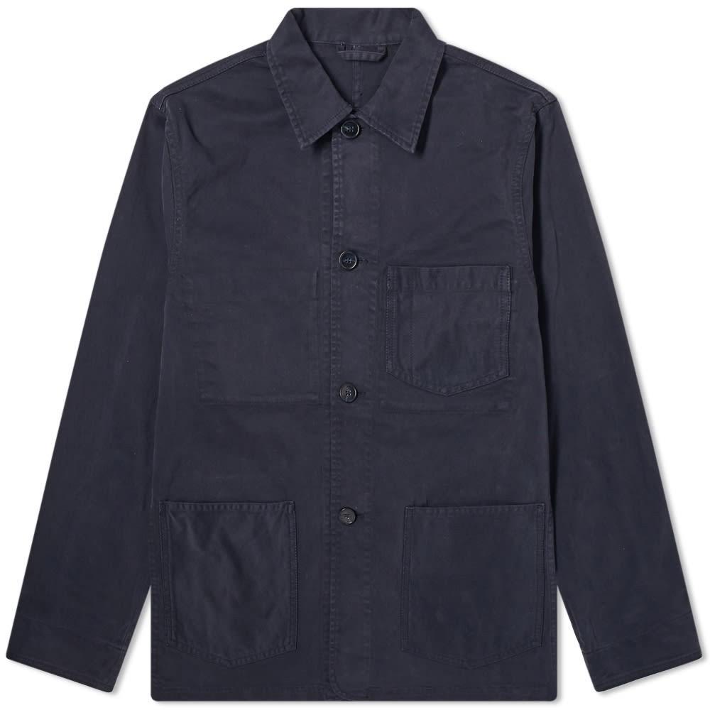 Photo: Officine Generale Chore Jacket