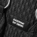 Raf Simons - Eastpak Padded Pak'r Embellished Matelassé Shell Backpack - Black