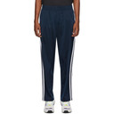 adidas Originals Navy Firebird Track Pants