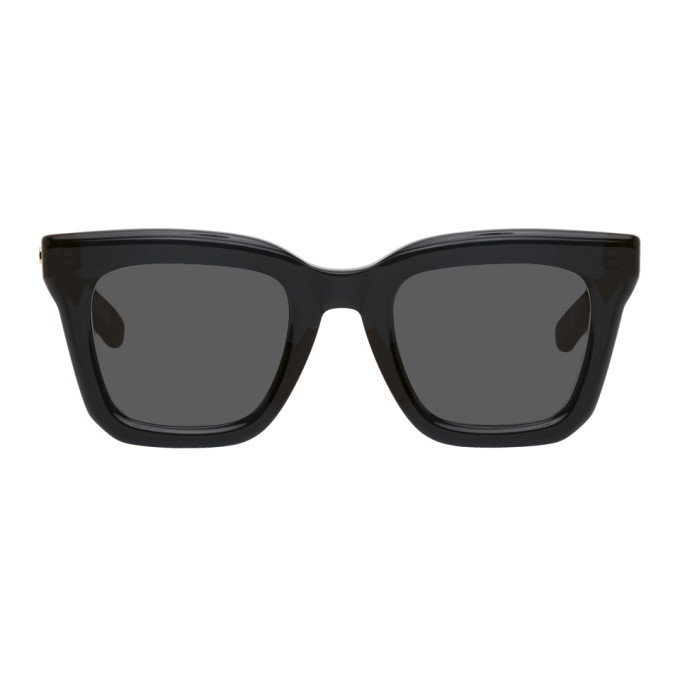 Photo: Sacai Navy Native Sons Edition Cornell Sunglasses
