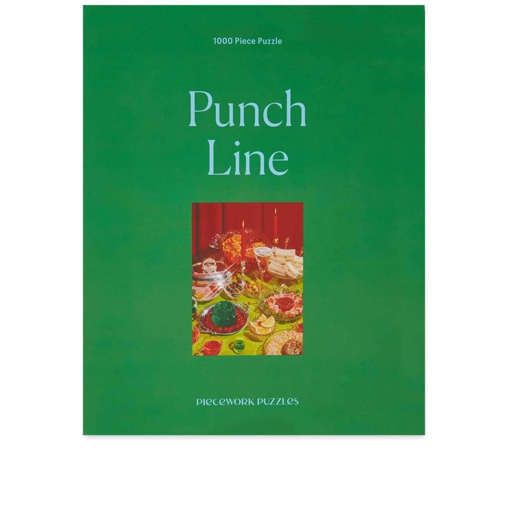 Photo: Piecework Puzzle Punch Line Puzzle