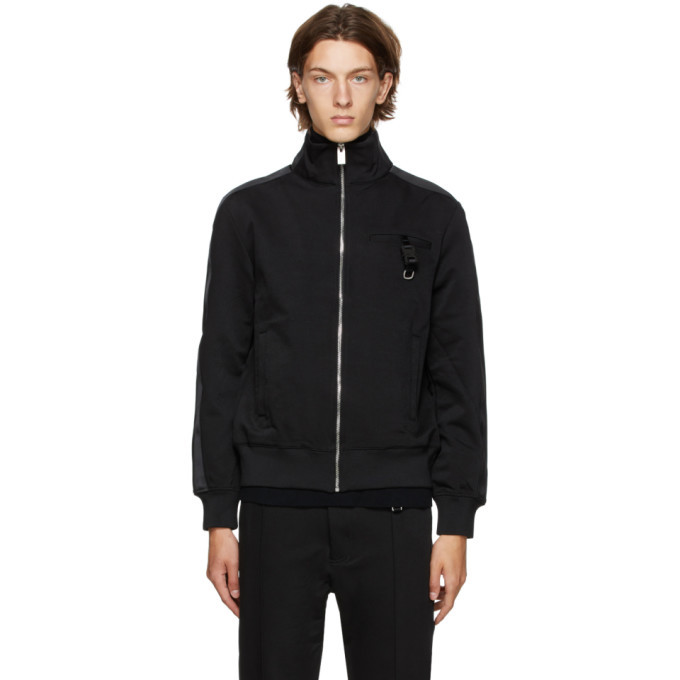 Photo: 1017 ALYX 9SM Black Track Top-1 Jacket