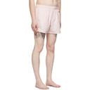 Hugo Pink Abas Swim Shorts