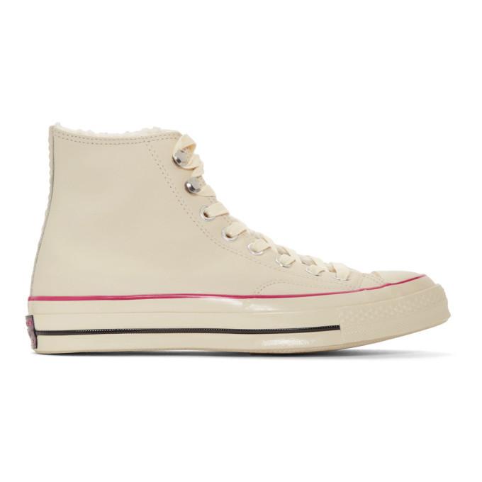 f231daf4c644 Converse Off-White Street Warmer Chuck 70 Sneakers Converse by John ...